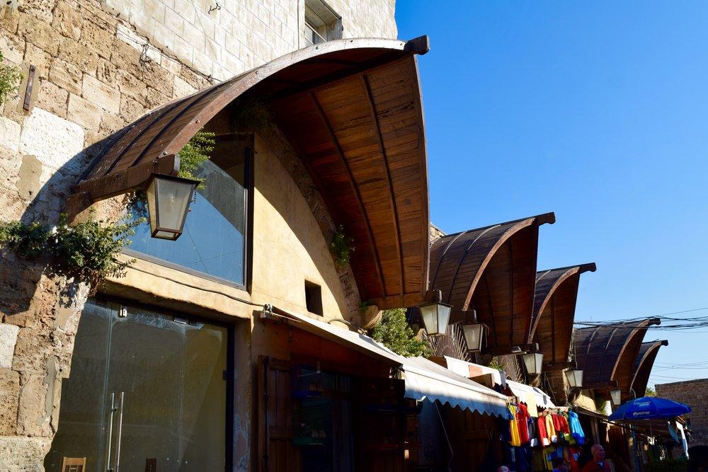 Souk of Byblos