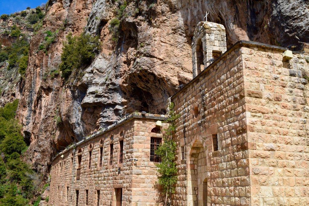 Monasterio de Mar Lichaa