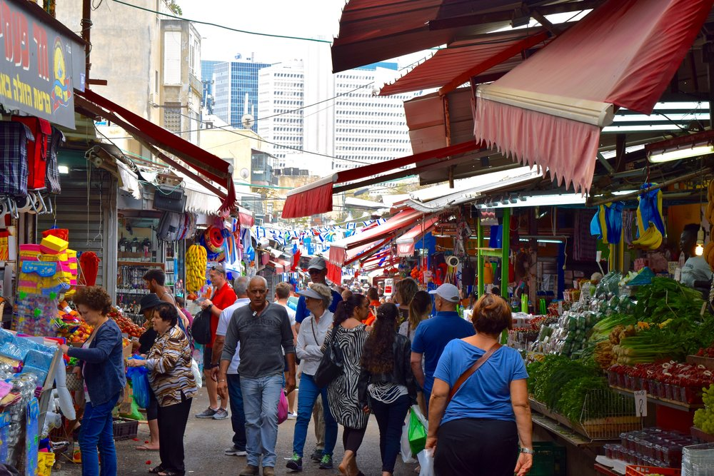 Mercado del Carmel