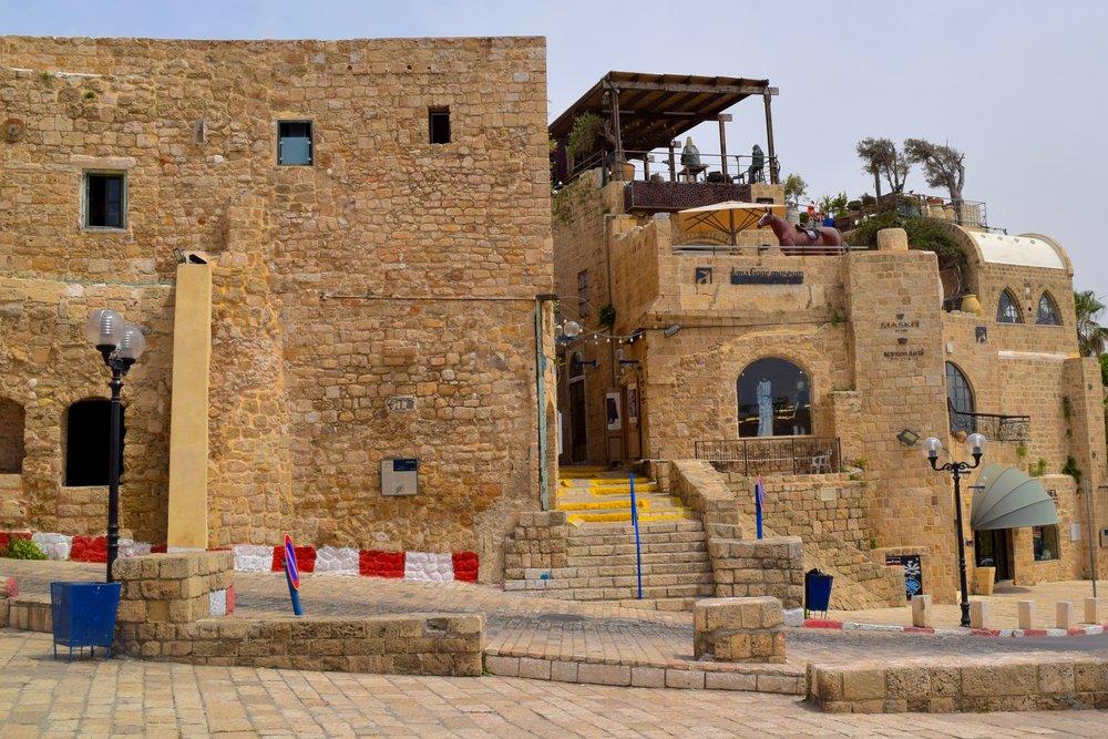 Ciudad antigua de Jaffa