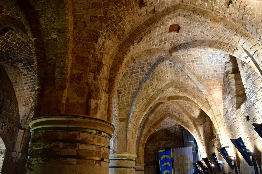 Sala de las columnas