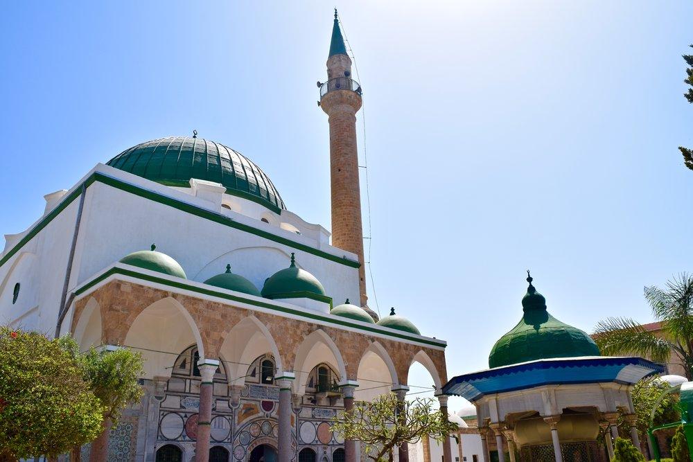 Mezquita El-Jazzar