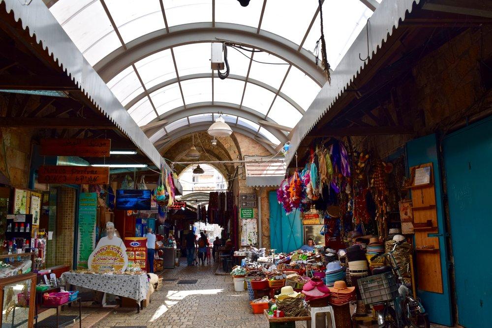 Market in Acre