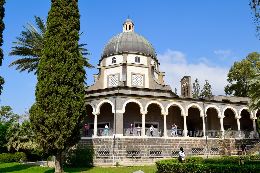 Gardens of the Church of Beatitudes
