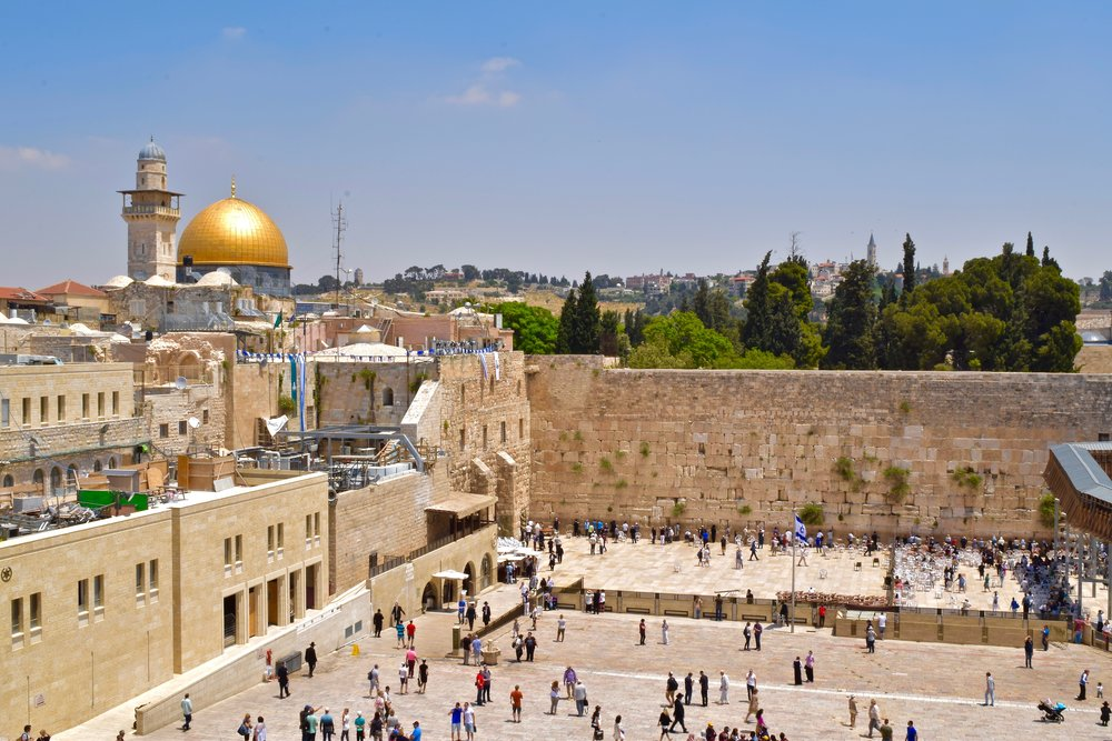 Western Wall & Temple Mount
