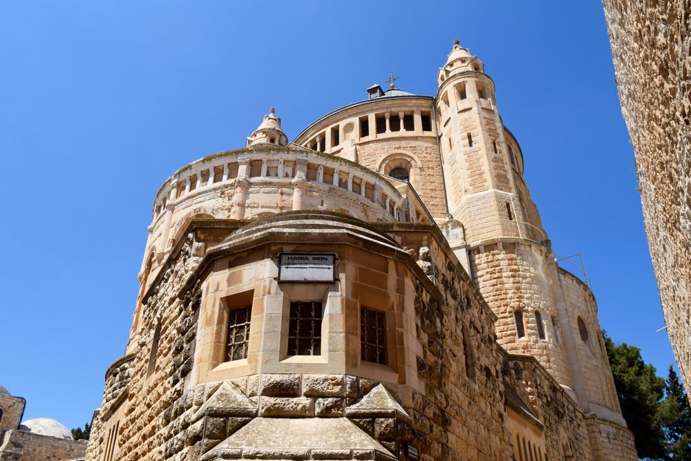 Abadía  de  la Dormición