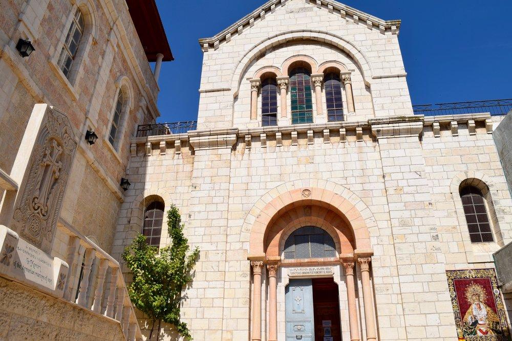 Iglesia Católica Armenia  de Nuestra Señora  del Espasmo