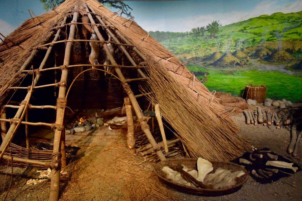 Casa del neolítico