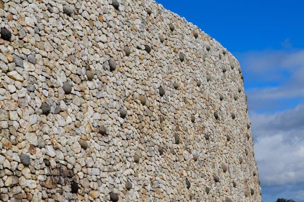 Detalle de Newgrange