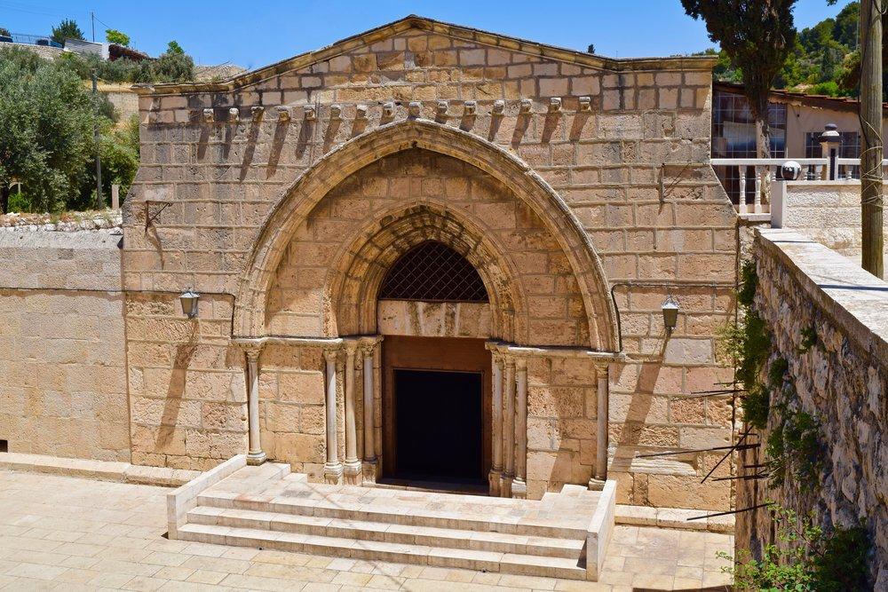 lglesia del Sepulcro de Santa María