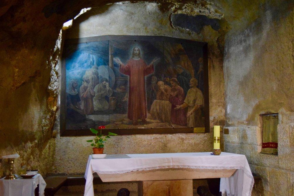 Gruta de Getsemaní