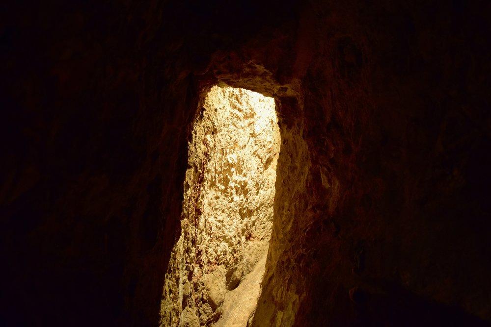 Túneles de la Ciudad de David