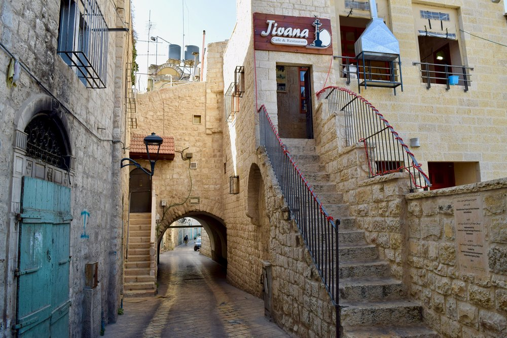 Alleyway in Bethlehem