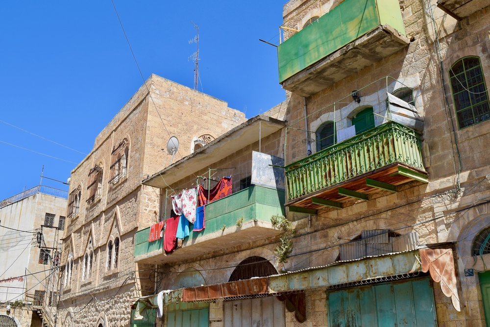 Street of Hebron, H2 zone