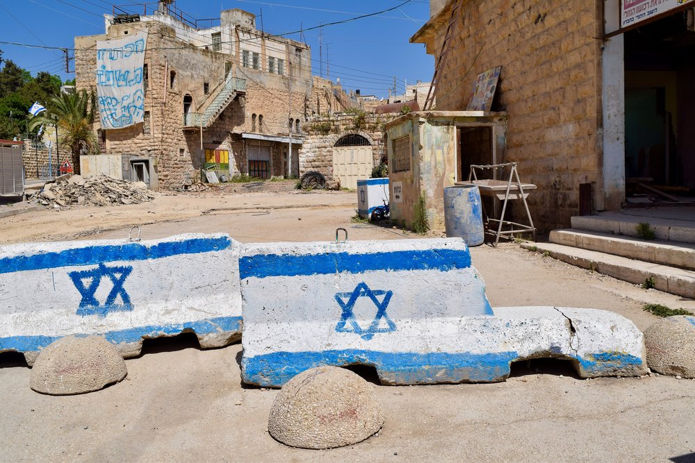 Israeli barriers, Hebron
