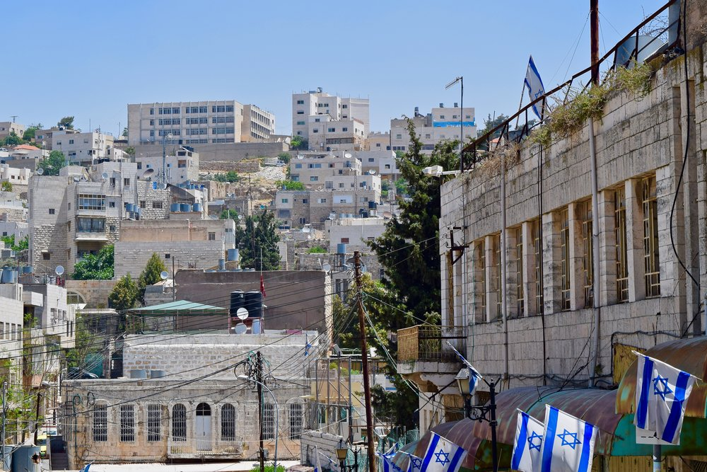 Streets of Hebron