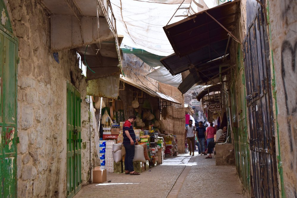 Old Market, Hebron
