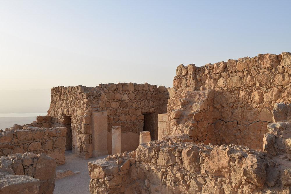 Ruinas del palacio septentrional
