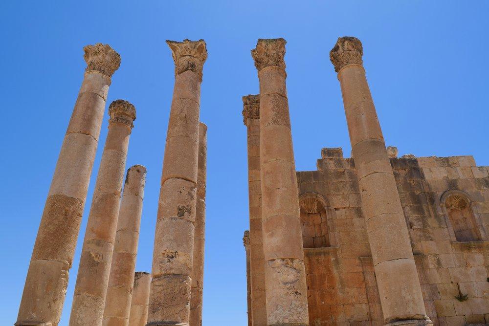 El Gran Templo de Zeus