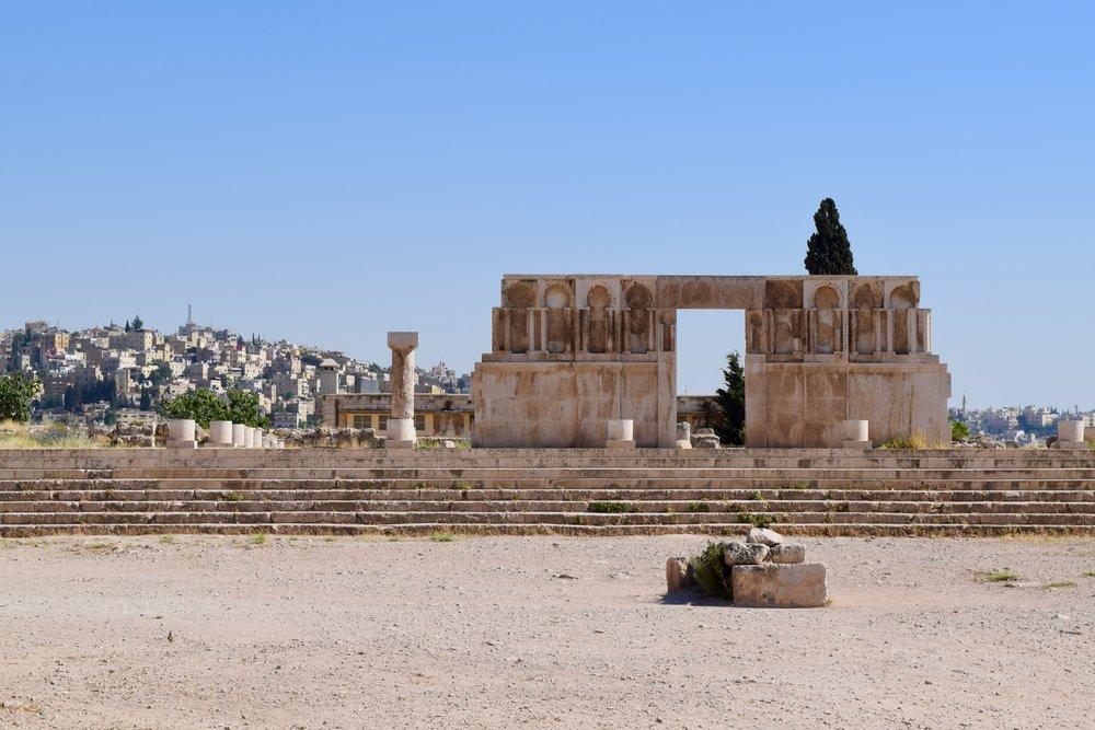 Ruinas de la ciudadela
