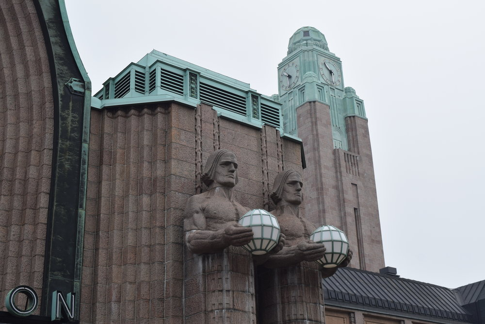 Helsinki Central Sation