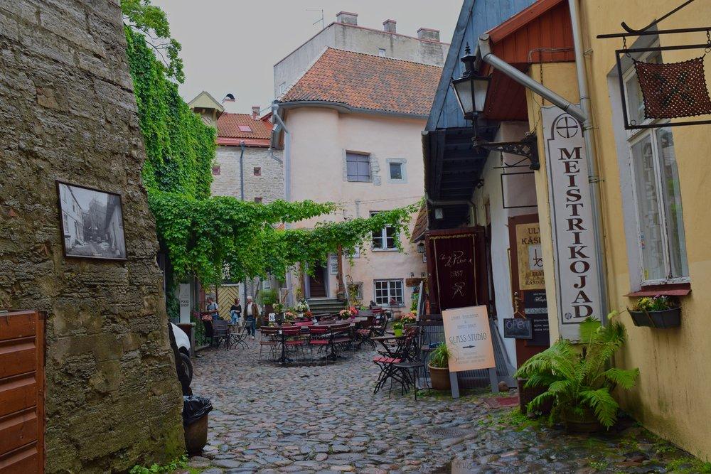 Catherine's Alley