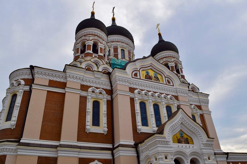 Aleksander Nevsky Cathedral