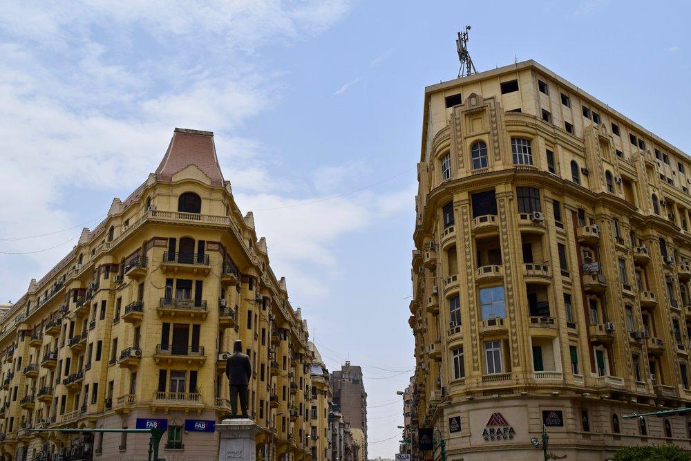 Mohamed Naguib Square