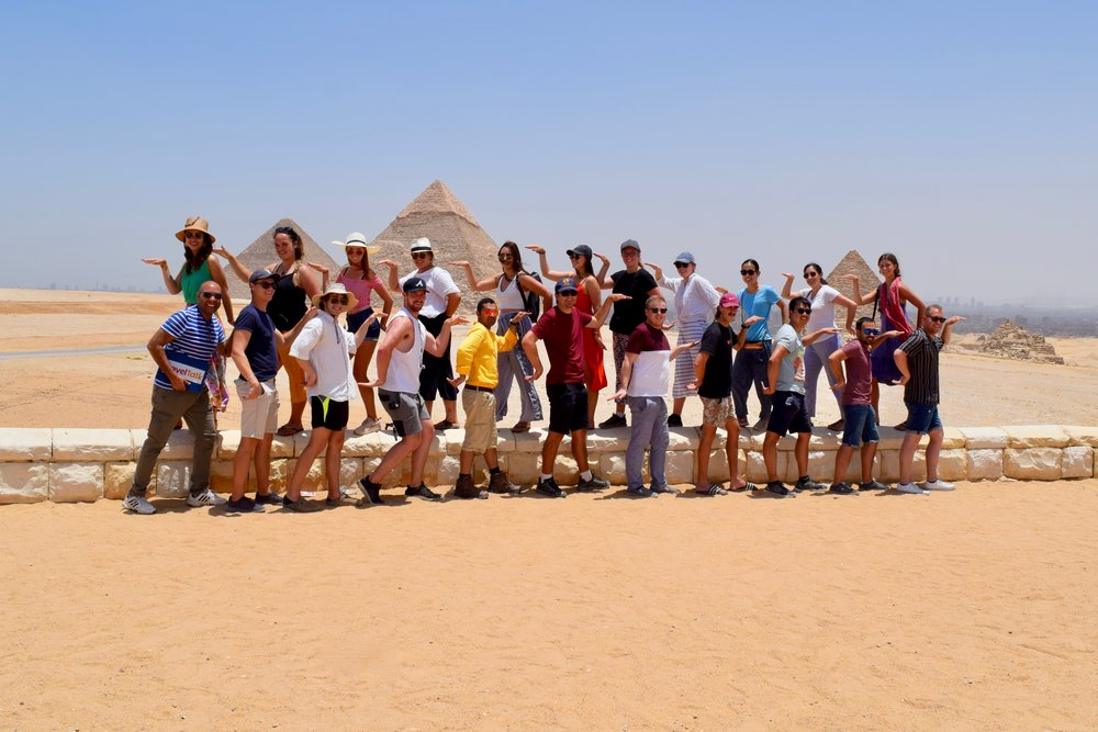 My Travel Talk Tours 'Essential Egypt' group