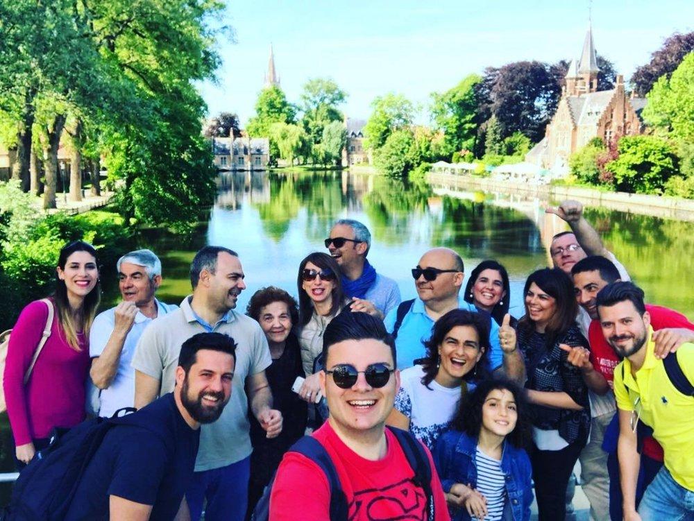 Tour di Bruges - Visita con noi la Venezia del Nord, una città delle favole che sembra un grande museo a cielo aperto.Prezzo: 19€/35€