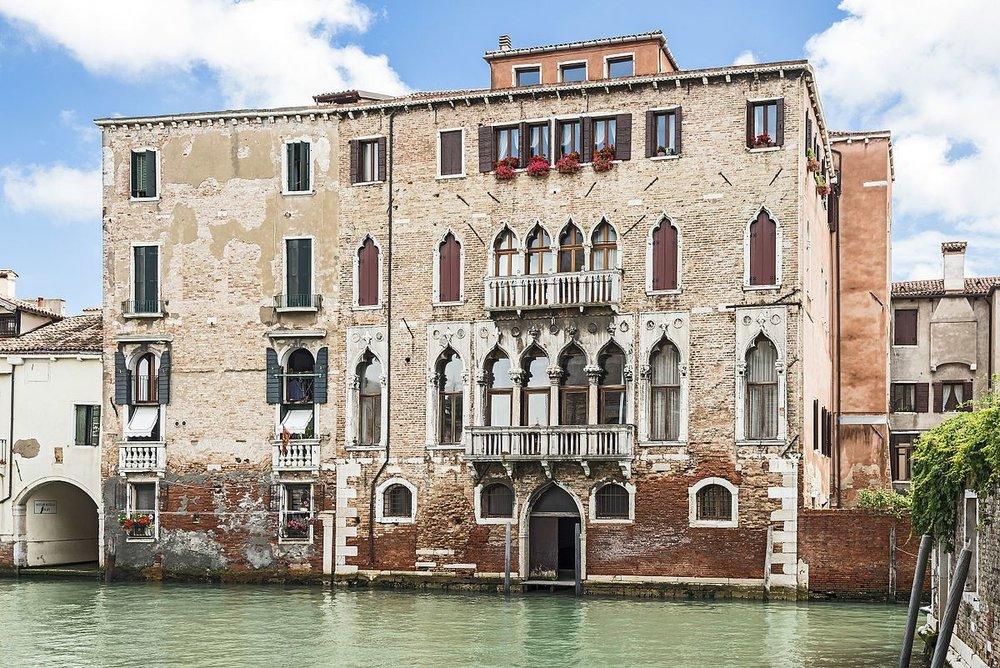 Palazzo Pesaro-Papafava