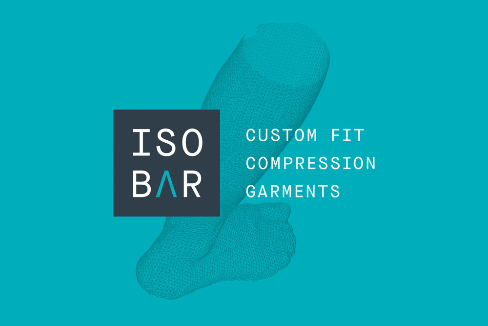 Isobar - We created a new brand strategy and identity for this producer of custom fit compression garments. The brand was designed to look, feel and sound like you're having a consultation with a leading vein surgeon or a top club physio. They are now endorsed by some of the world's top athletes.View project