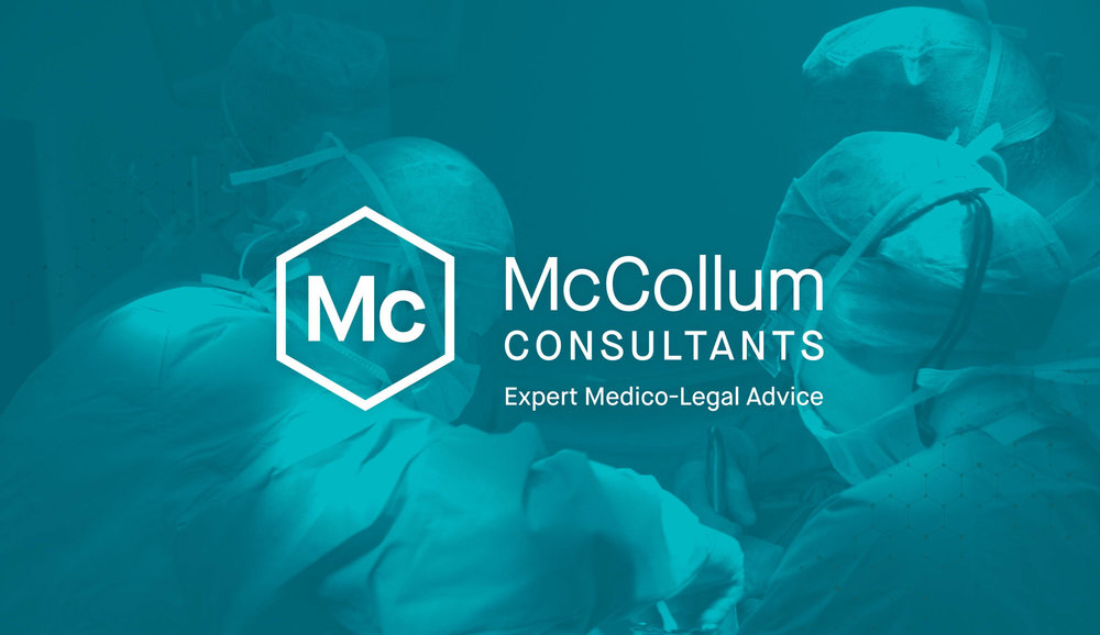 McCollum Consultants - Brand positioning, naming, a new website and marketing support for a leading medico-legal advisory networkView Project