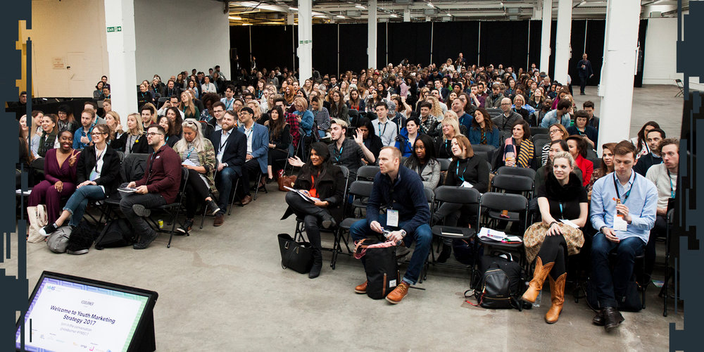 programme - Dedicated content stages including:Higher Education,Student Marketing,Retail and eCommerce,Social and Influencer,Innovation and Future Tech &Video and Mobile