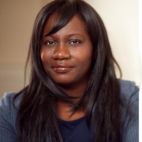 Abbie Oguntade - Match.com