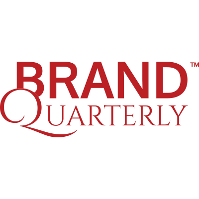Brand Quarterly  Media Partner  brandquarterly.com   Brand Quarterly magazine champions a holistic approach to building a brand and recognizing the presence of that brand in all aspects of business. Providing marketers and business people alike with a content rich, visually appealing resource, to help successfully grow their personal, public, company and employee brands. Visit BrandQuarterly.com for the latest online articles and your free subscription to our showcase digital magazine. Brand development and management, marketing strategy, marketing technology, innovation, leadership, mobile, digital, social and more – it's all here – shared with you by members of the C-suite, entrepreneurs, industry respected practitioners, best-selling authors and top academics. Check out  @brandquarterly