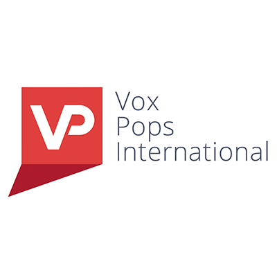 Vox Pops International  Event Partner  www.voxpops.com   We have over 25 years' experience in this field, have a well established international network and offer a unique skillset that fuses market research, communication strategy and video production. We are used to working to tight deadlines for large and small organisations. We provide a full end to end service, including recruitment, topic guide design, interviewing, filming, analysing, storyboarding, visualising and editing.