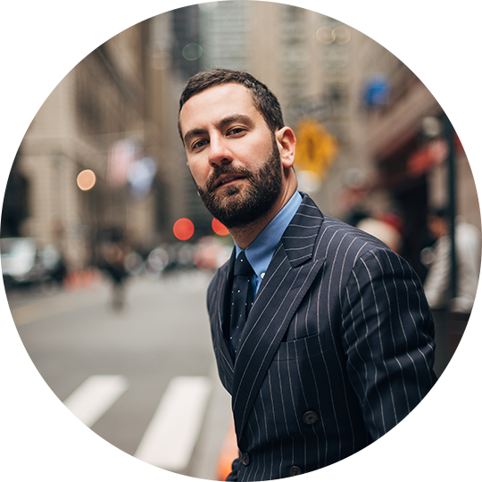 Matthew Zorpas - The Gentleman Blogger
