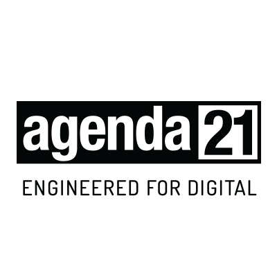 Agenda21  Event Partner  agenda21digital.com   We are an agency that doesn't work for our clients, we partner with them. We believe Digitally connected people want digitally connected businesses and brands, there are huge opportunities every day for smart agile businesses. We believe Digital media done properly and intelligently is no longer just an option, which is why we exist.