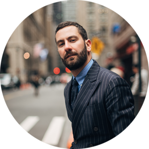 Matthew Zorpas The Gentleman Blogger