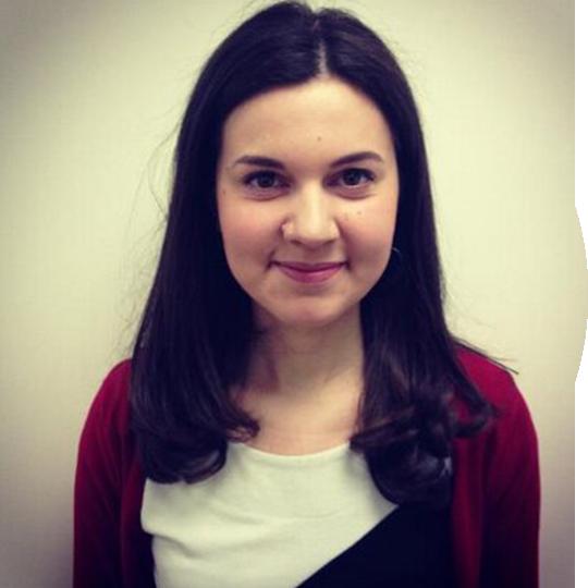 Anne-Sophie Pereira  Sysomos
