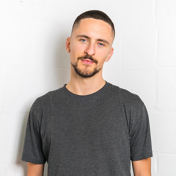 David Vujanic, presenter, COPA90 - David Vujanic is a Presenter at COPA90, best known for being the weekly presenter of the hit show, 'Comments Below' and creative brain and talent of Fifa & Chill. He works with brands from Coca Cola to Heineken.