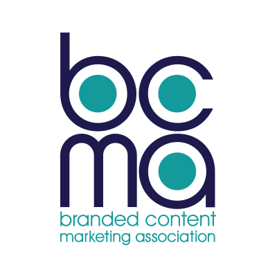 BCMA  Media Partner  thebcma.info   The BCMA is the leading global member association promoting the value of branded content. It is designed for anyone involved in branded content. Through best practice it leads the debate on what makes great branded content and how brands, producers, agencies, platforms, media owners, publishers and influencers can engage audiences for maximum benefit and payback. Through its referral programme the BCMA helps members attract new revenue opportunities.