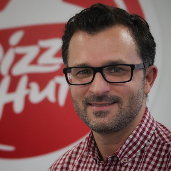 stephan croix, Chief sales and brand officer, pizza hut europe - Stephan is Chief Sales and Brand Officer at Pizza Hut Europe, a role he has held since June 2017.With 20 years senior level experience in the hospitality, telecoms, entertainment and sports industries, Stephan has a track record of launching and building brands including Sony, O2, W Hotels, Sheraton, le Méridien, Westin, Aloft and Radio NRJ.A true 'digital native', Stephan has a great passion for innovation and established the global distribution of digital content for Sony Ericsson in 2001, and was responsible for launching Xperia Lounge, one of the most successful mobile brand apps, with 50 million regular users.Prior to joining Pizza Hut, Stephan held the position of Vice President, Head of Marketing, Europe, Africa & Middle East at Starwood Hotels & Resorts Worldwide, Inc.Stephan attended Cesem, Groupe ESC Reims in France, and l'ESB Business School de Reutlingen in Germany.