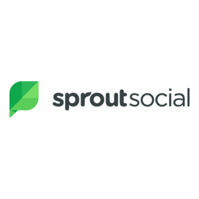 Sprout Social  Social Media Marketing Partner    sproutsocial.com   Sprout Social offers deep social media listening and analytics, social management, customer care, and advocacy solutions to more than 25,000 leading brands and agencies, including Evernote, adidas, West Elm and Edelman. Sprout's suite of solutions supports every aspect of a cohesive social program and enables organizations of all sizes to extend their reach, amplify their brand and create the kind of real connection with their consumers that drives their businesses forward.