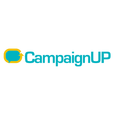 CampaignUp  Event Partner  campaignup.co.uk   CampaignUP is a revolutionary new WhatsApp interface for marketing and customer services. Reach your clients & connect with you network through newsletters, targeted promotions and 1:1 chats!