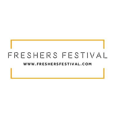 Freshers Festivals Group  Event Partner    freshersfestival.com     Freshers Festivals, the UK's largest student events, allow brands to reach students from all local Universities and Colleges under one roof. Join our tour and connect with 18,000+ student face to face and many more digitally.