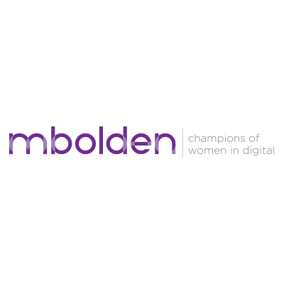 mBolden  Media Partner  wearembolden.org   mBolden (formerly Women in Wireless) champions women leaders in the digital space through content, corporate partnerships and events. Our community of 10,000+ members connects, inspires and emboldens women worldwide. We have 10 global chapters, providing our members with a local community of women entrepreneurs and leaders.