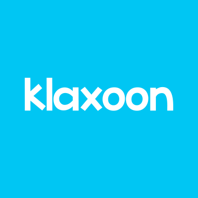 Klaxoon  Event Partner  klaxoon.com    Klaxoon, the meeting revolution. Klaxoon radically improves teamwork efficiency with its full suite of collaborative tools. From any device, people connect to Klaxoon and instantly share their ideas through a set of 20 activities such as Brainstorm, Questions, Survey, Vote, Quiz, etc.  Klaxoon is used by millions of users in more than 120 countries.