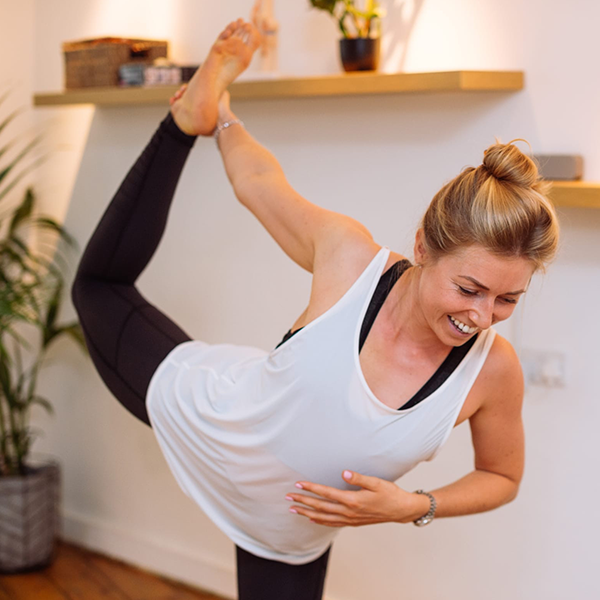 Jessica Lambert - Jessica is a UK based Yoga Teacher and Osteopath who has been teaching a vinyasa style practice for 6 years. Jessica teaches out of London's leading health clubs and hosts a variety of luxury yoga Retreats from the UK and Europe.www.jessicarlambert.co.ukIG jessicarlambert